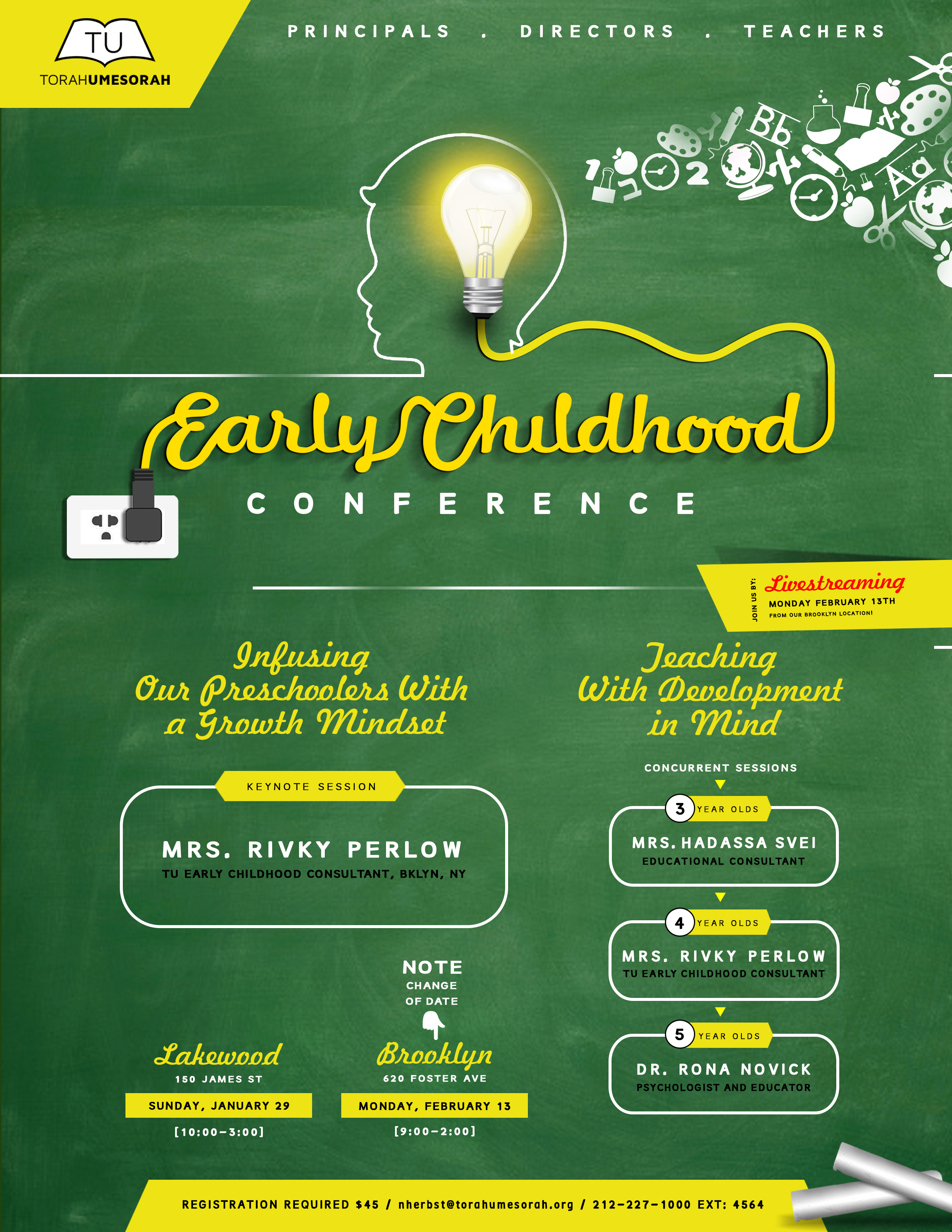 Early Childhood Conference