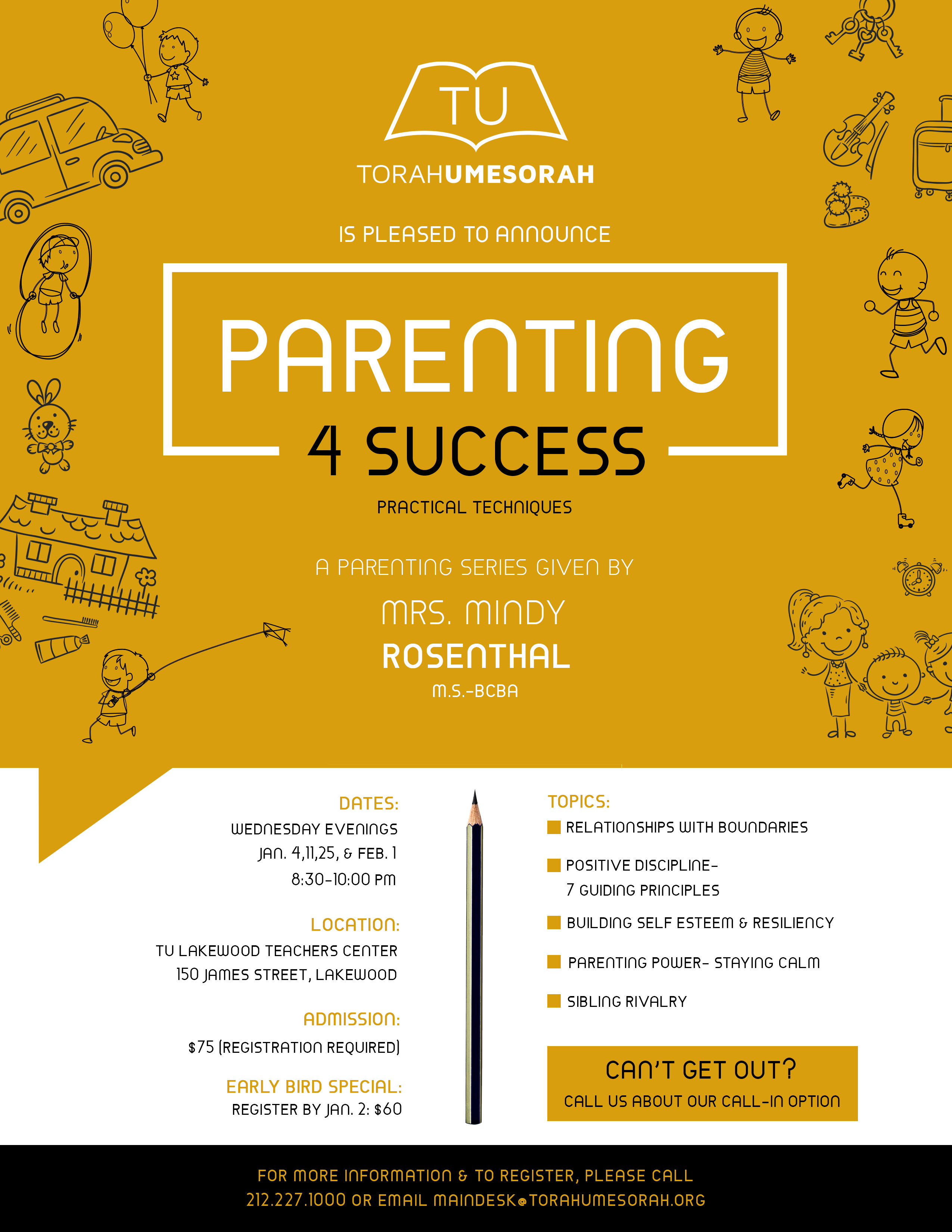 Parenting 4 Success