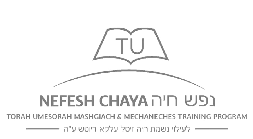 Mashgiach & Mechaneches Training Program