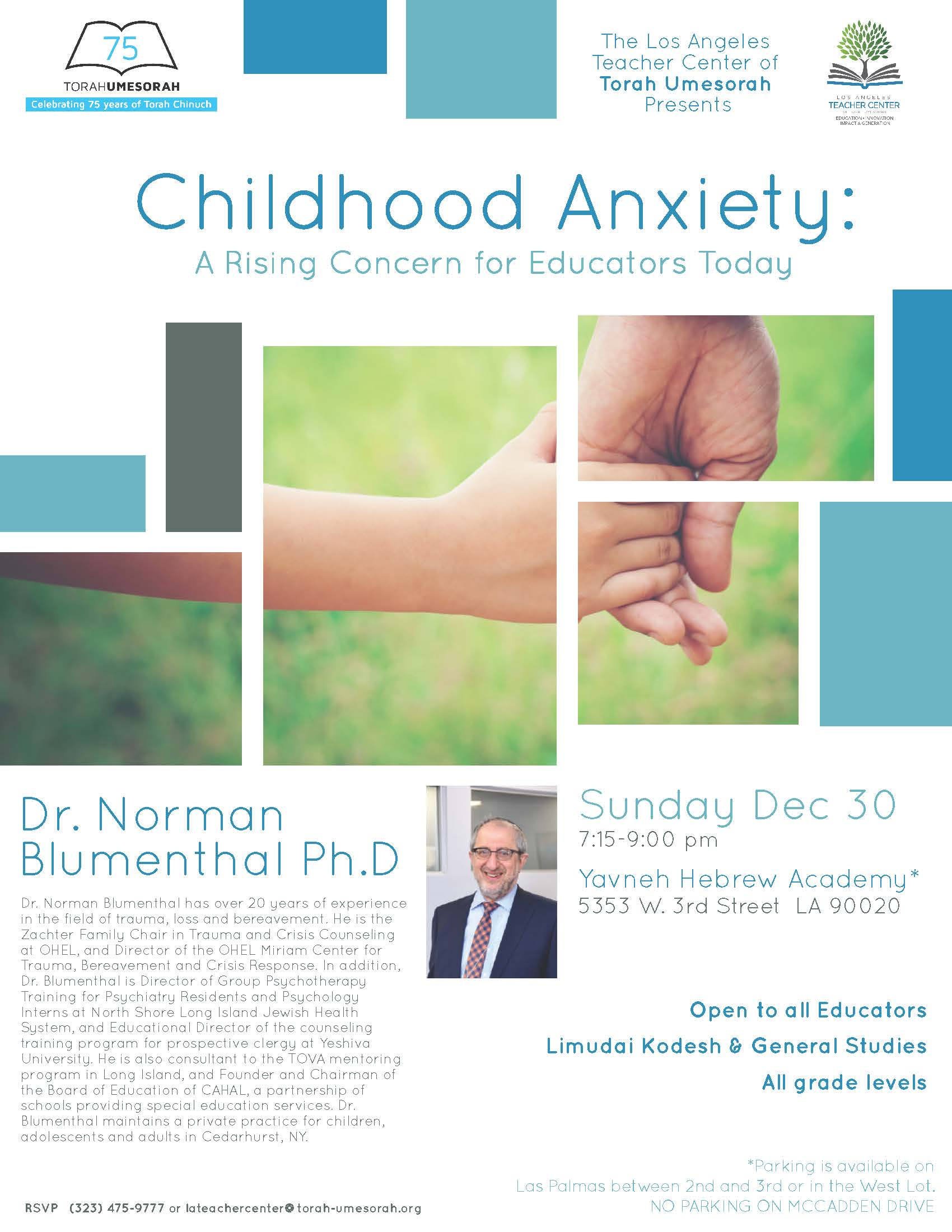 Childhood Anxiety: A Rising Concern for Educators Today
