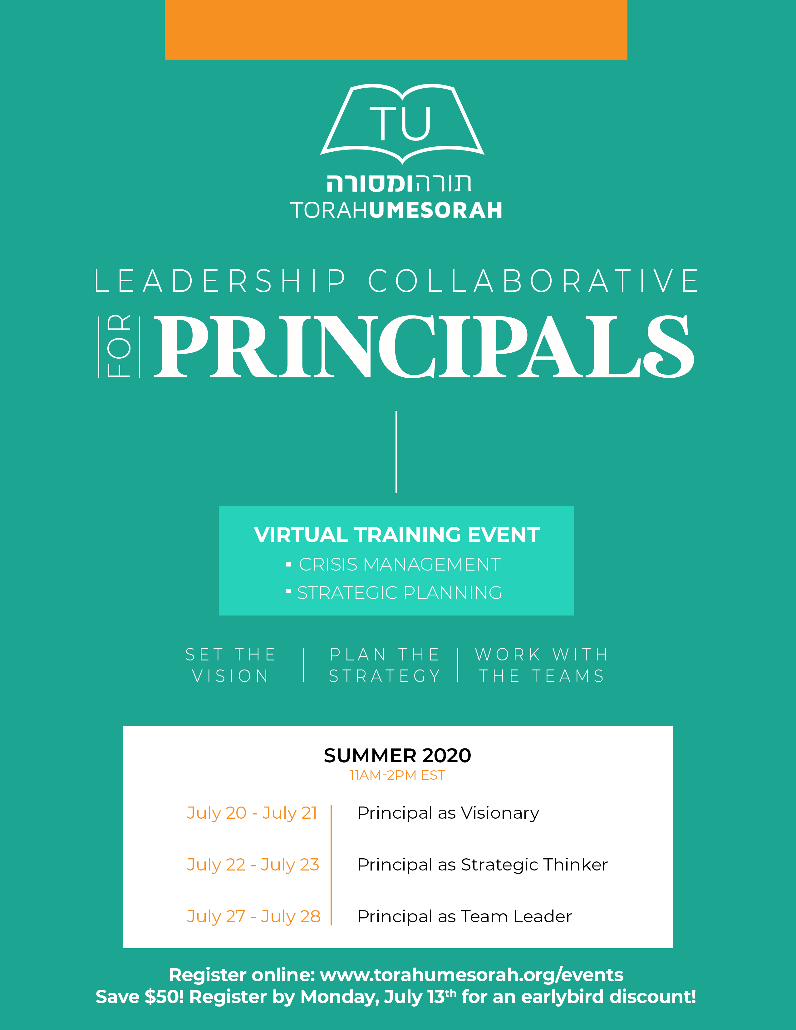 Leadership Collaborative for Principals
