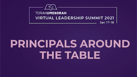 Principals Around the Table